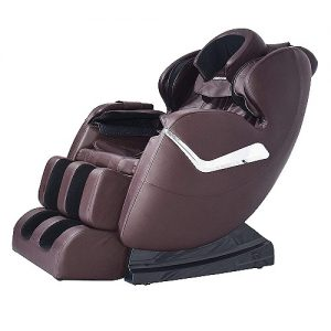 Full 3D Black Massage Chair India 2020