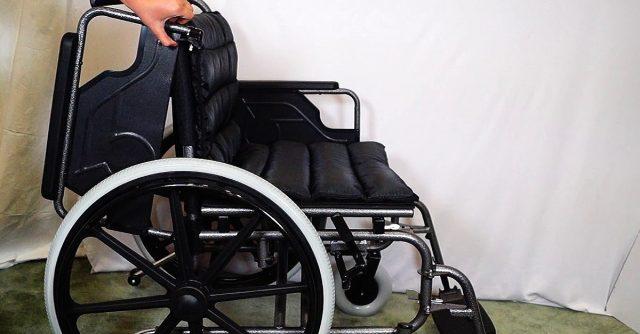 Foldable Elderly Electric Wheelchair India 2020